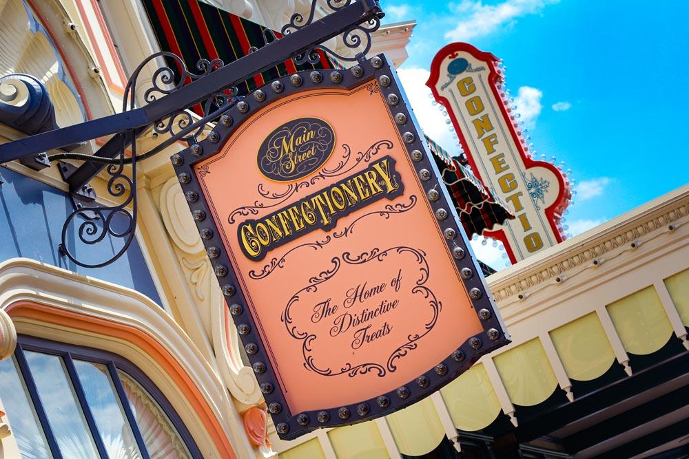 Main Street Confectionery - Disney World Shop