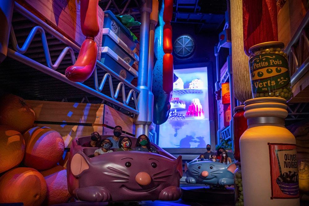 Remys Ratatouille Adventure