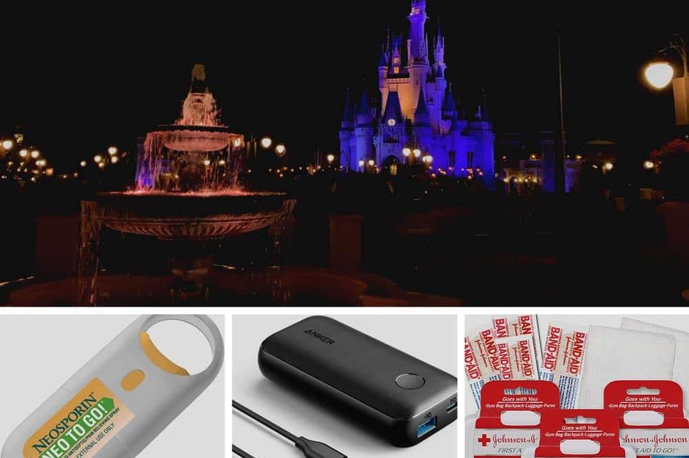 Disney World Emergency Kit - Guide2WDW Packing Guide