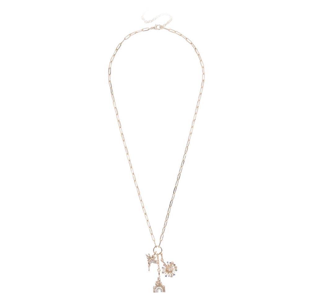 BaubleBar Necklace - Disney World 50th Anniversary