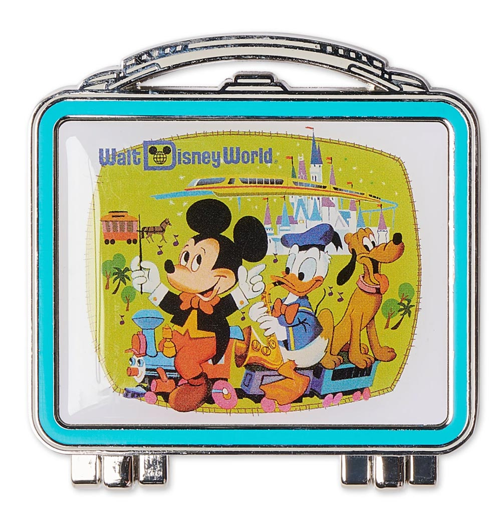Disney World Lunchbox Pin