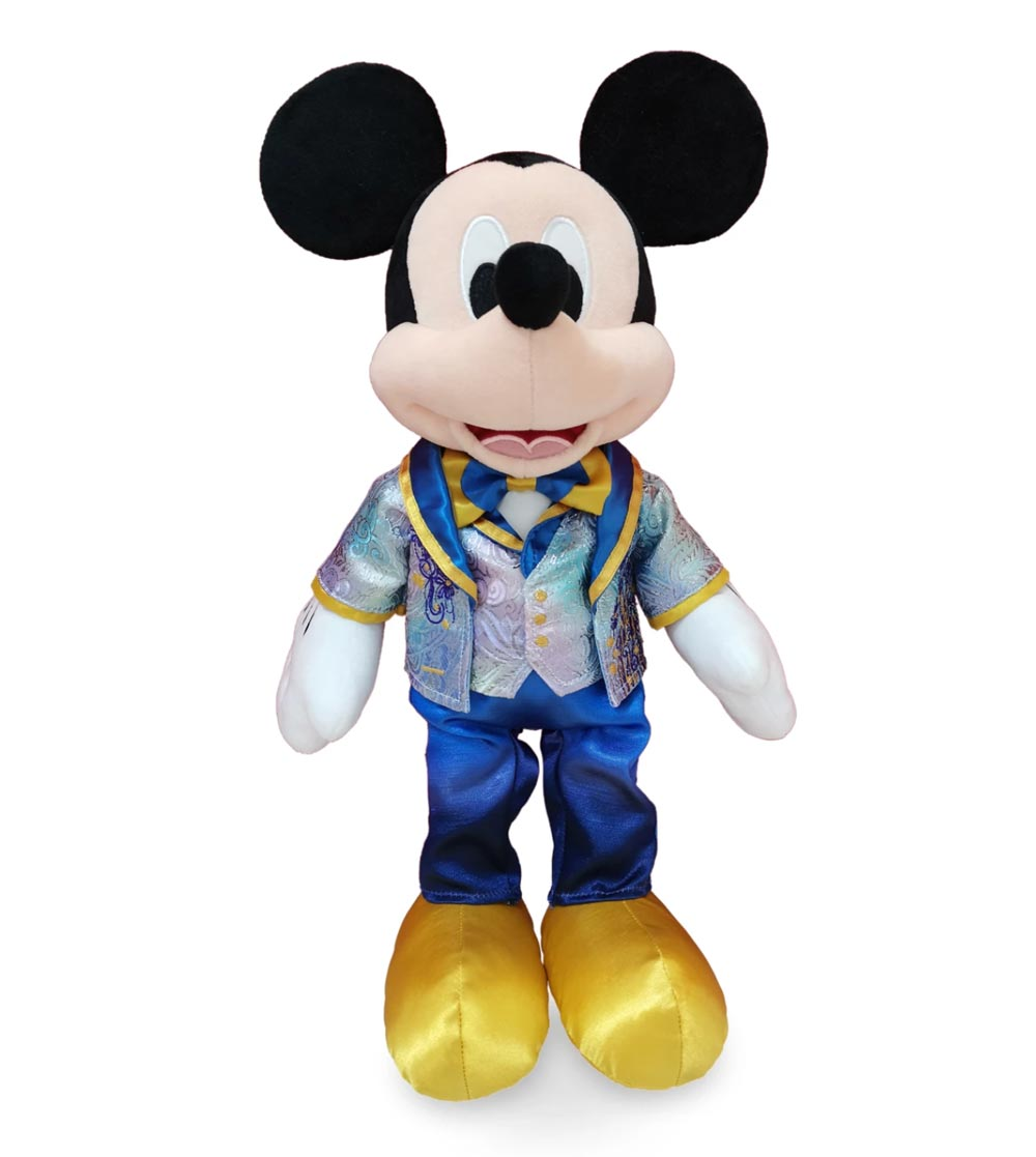 Mickey Mouse Plush - 50th Anniversary