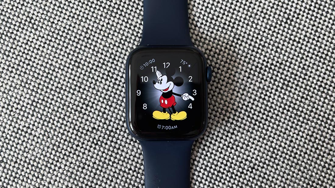 Mickey Mouse Watch - Disney World Tip