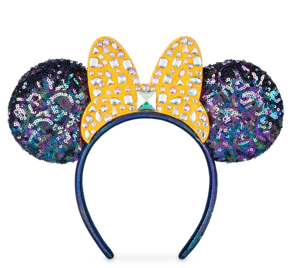 Minnie Mouse Ears - 50th Anniversary