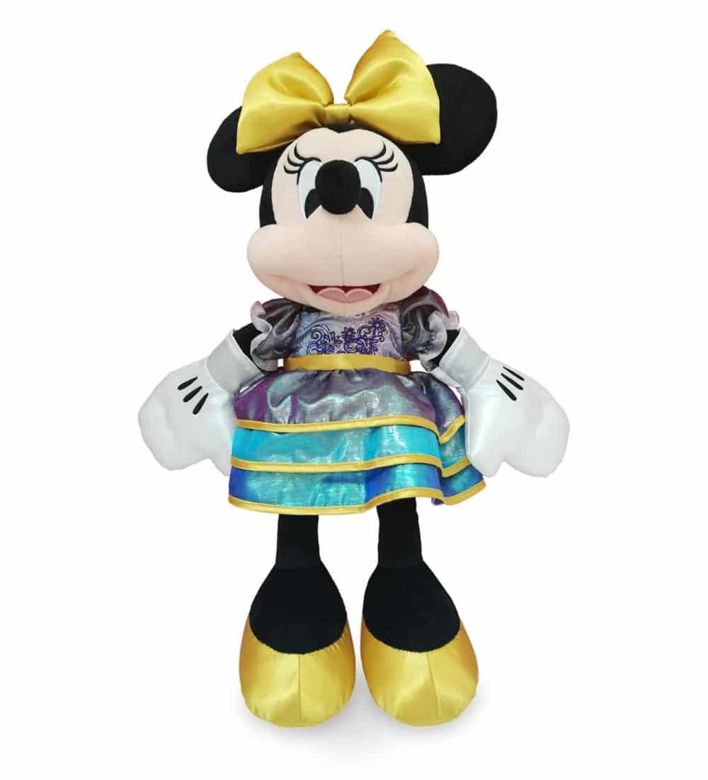 Minnie Mouse Plush - 50th Anniversary