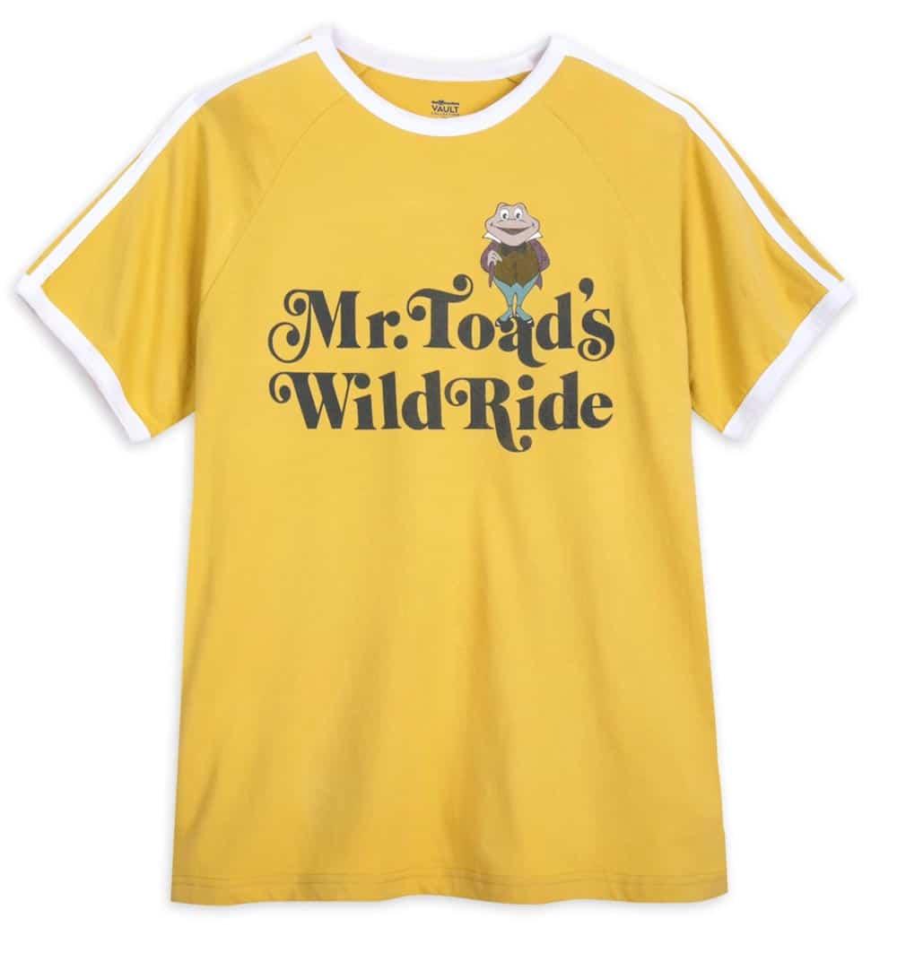 Mr Toad - 50th Anniversary Shirt